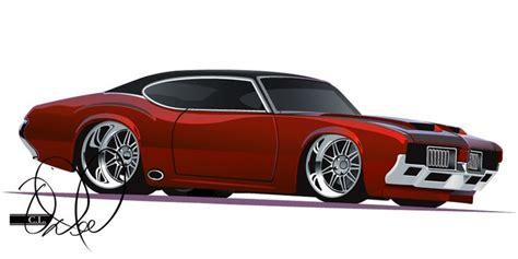 cars toons ideas  pinterest rat fink ed