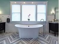 bathtub tile ideas 15 Simply Chic Bathroom Tile Design Ideas | HGTV