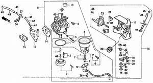 Honda Em3500x A Generator  Jpn  Vin  Ea6