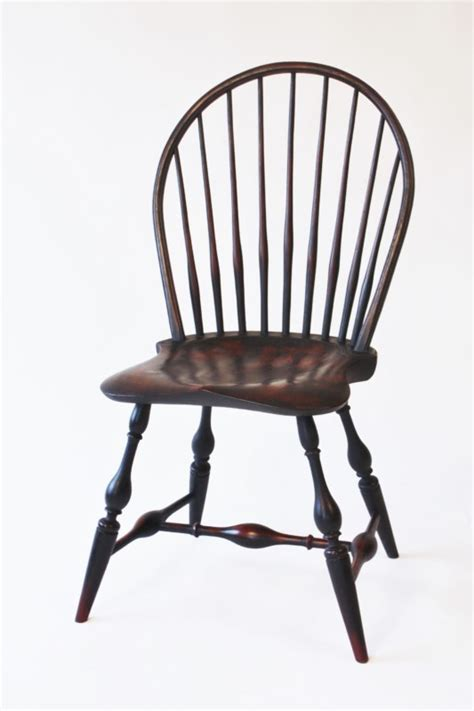 bow back side chair ch 1 chris harter