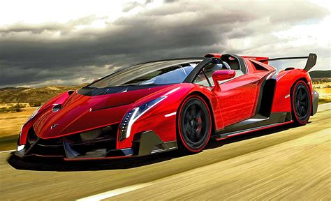 Top 10 Most Expensive Cars In The World 2014