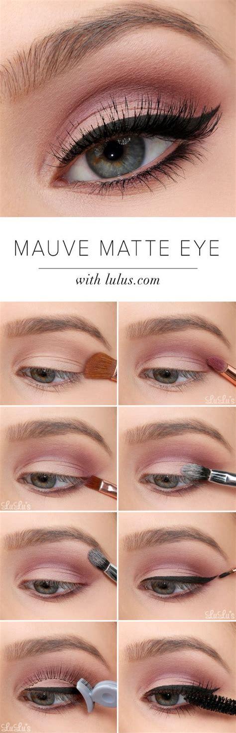 easy step  step bridal eye makeup tutorials pretty