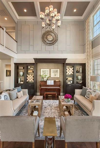 Wall Rooms Ceiling Tall Decorating Decor Designs