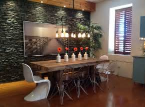 Decorating Ideas For Dining Room Decorating Trends 2017 Industrial Dining Room