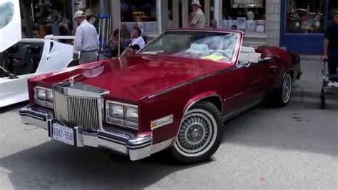 cadillac eldorado biarritz convertible quick review
