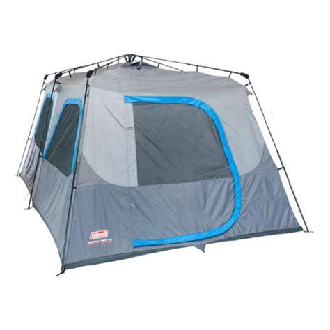 coleman 10 person instant cabin tent coleman 2000012702 14 x 10 foot 10 person instant cabin tent