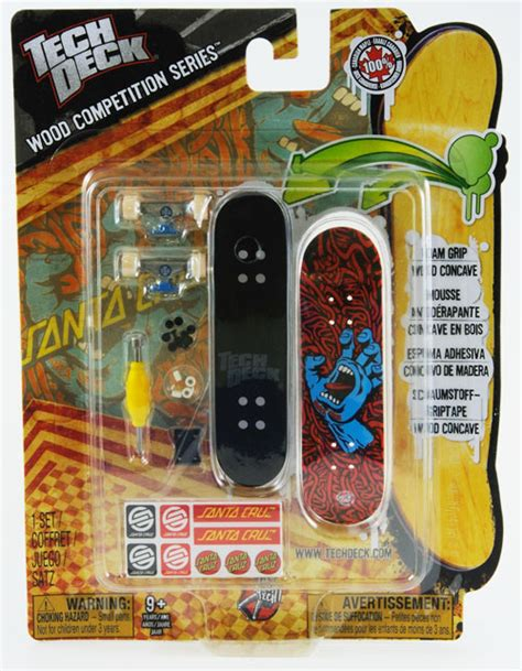 image gallery tech deck 2011