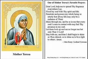 Quotes About Prayer By Mother Teresa. QuotesGram