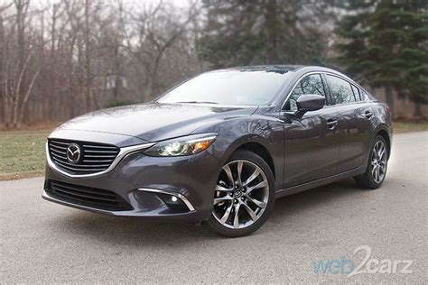 2015 Mazda6 I Touring by 2017 Mazda6 I Grand Touring Review Carsquare