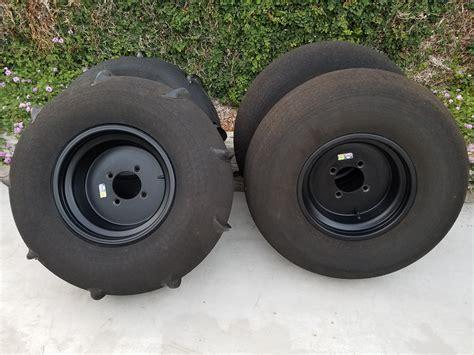 Skats 30x13-14 on DWT Ultimate Wheels (SoCal)