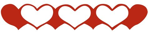 FREE SVG – Heart Border | Miss Vickie's CuttingCrazy Blog ...