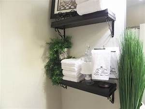 Guest Bathroom: Decorating on a budget – Be My Guest With