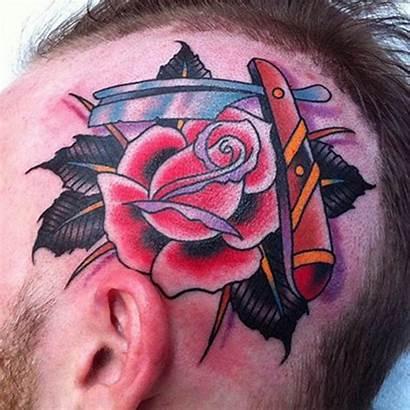 Tattoos Barbers Yallzee Barber Tattoo Dan Smith
