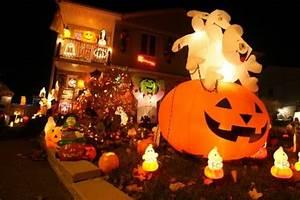 Decoration Halloween Maison : d corations d 39 halloween cyberpresse ~ Voncanada.com Idées de Décoration