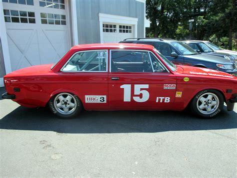 volvo race car 1972 used volvo 142 race car at swedish motors serving