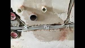 Loch In Wand Verputzen : kabel und steckdosen in n he des wasseranschlusses geht das elektrik altbau wasseranschluss ~ Orissabook.com Haus und Dekorationen
