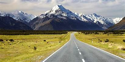 Cook Mount Zealand Alps Southern Pure Nz