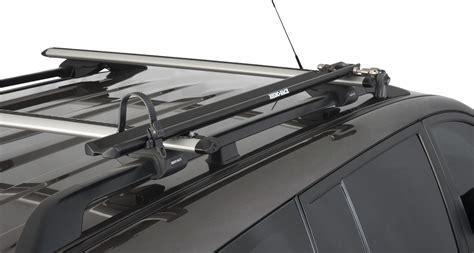 best roof bike rack roof top bike carrier fit kit rbca026 rhino rack