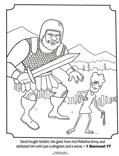 preschool bible stories 17 best david and goliath story for images on 332