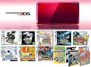 pokemon 3ds games