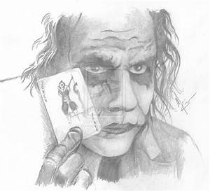 The Joker Pencil by PocketNinja85 on deviantART