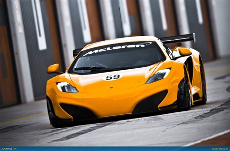 Ausmotive.com » Mclaren Mp4-12c Gt3 Pricing Announced