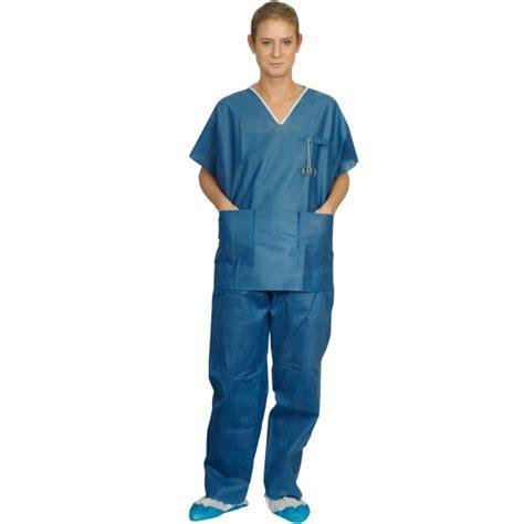 cuisine chauffant pyjama de bloc jetable tenue médicale non tissé usage unique