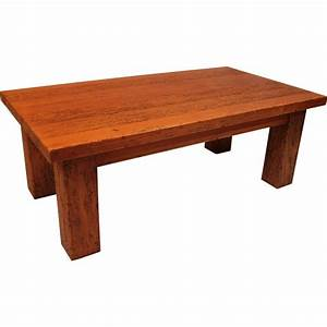 Rustic furniture southwestern rustic classic coffee table for Southwestern coffee table