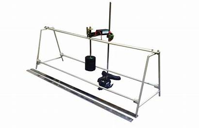 Modulus Youngs Young Setup Physics Experiment Lab