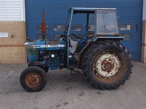 Ford 4600 Tractor Data