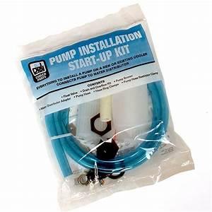 Pump Installation Start-up Kit