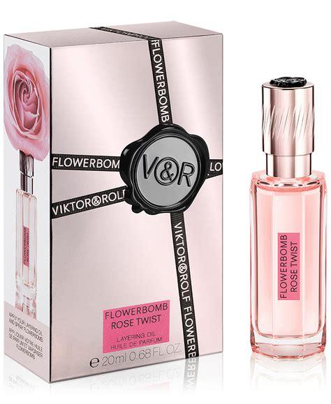 Flowerbomb Twist Rose Viktor&Rolf perfume - a new