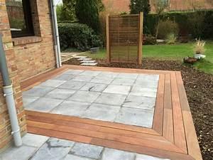 charmant plan de travail exterieur en beton 13 terrasse With delightful modele de terrasse en bois exterieur 11 patio design plan 3d