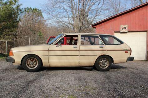 Datsun 310 For Sale by 1981 Datsun B210 B310 210 Wagon Classic Datsun Other