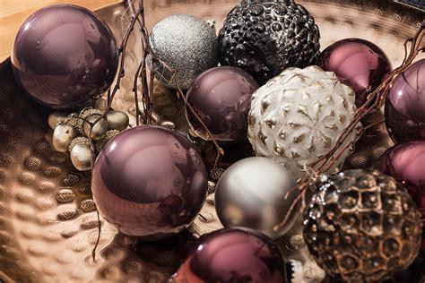 weihnachtsfarben  trends fuer weihnachtsdeko