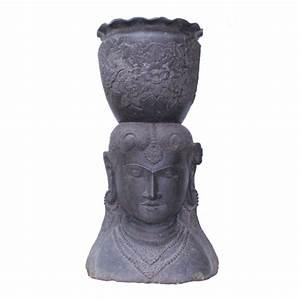 Buddha Aus Stein : buddha aus stein schwarz figuren aus stein duftschloss ~ Eleganceandgraceweddings.com Haus und Dekorationen