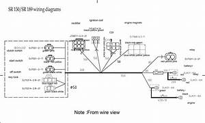 4 Pin Cdi Ignition Wiring Diagram