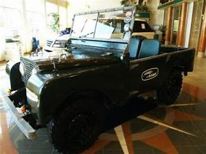 Very Early Example: 1950 Land Rover 4×4 | Bring a Trailer