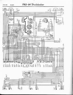 1962 Studebaker Wiring Diagrams 41142 Verdetellus It