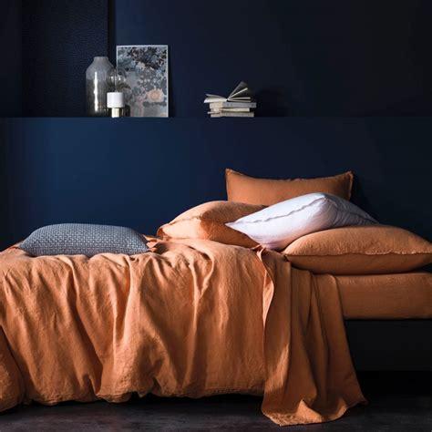 linge de chambre dans ma chambre mon linge de lit en lavé aventure déco