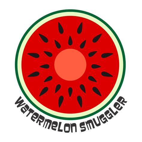 watermelon cuttable font