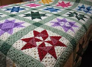 Afghan Quilt  Free Pattern
