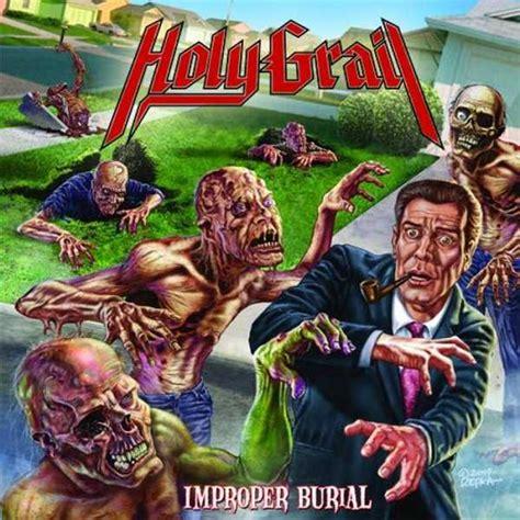 improper burial album grail holy repka ed covers thrash metal wikipedia ep evildead civilization artwork annihilation