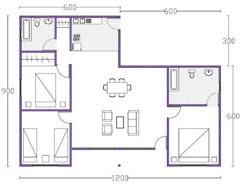 planos de casas prefabricadas economicas   medidas