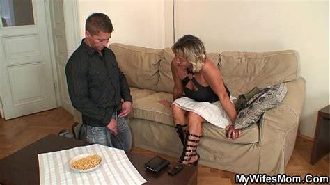 Girlfriends Mom Spreads Legs For Him Xvideos Com