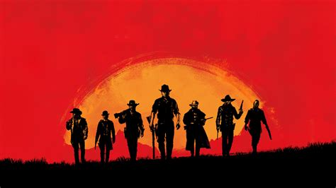 Red Dead Redemption 2 2017 Game Wallpapers  Hd Wallpapers