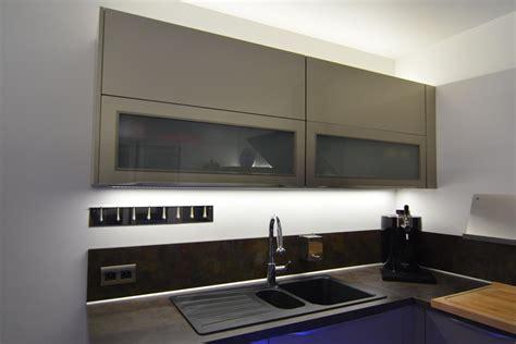 electricité cuisine eclairage led cuisine connect elec l 39 électricité connectée