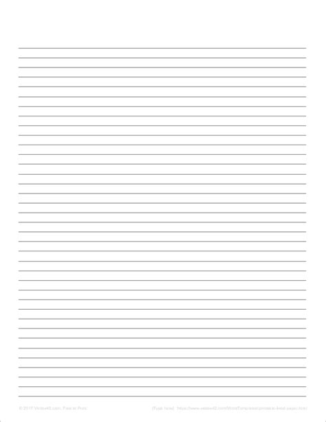 lined paper template printable graph paper templates for word