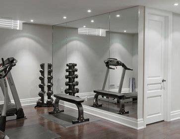 mirrors contemporary home gym home gym mirrors gym room