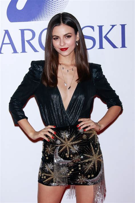 All you need to know about victoria swarovski, complete with news, pictures, articles, and videos. Victoria Justice - Swarovski's Nice or Naughty Holiday ...